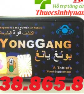 Thuốc Cường dương bổ thận YongGang tăng sinh lý nam tốt nhất