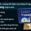 Thuoc cuong duong YongGang được sản xuất tại đâu? Có tác dụng hiệu quả an toàn không?