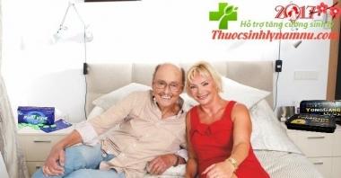 bài thuốc chữa yếu sinh lý cho người cao tuổi