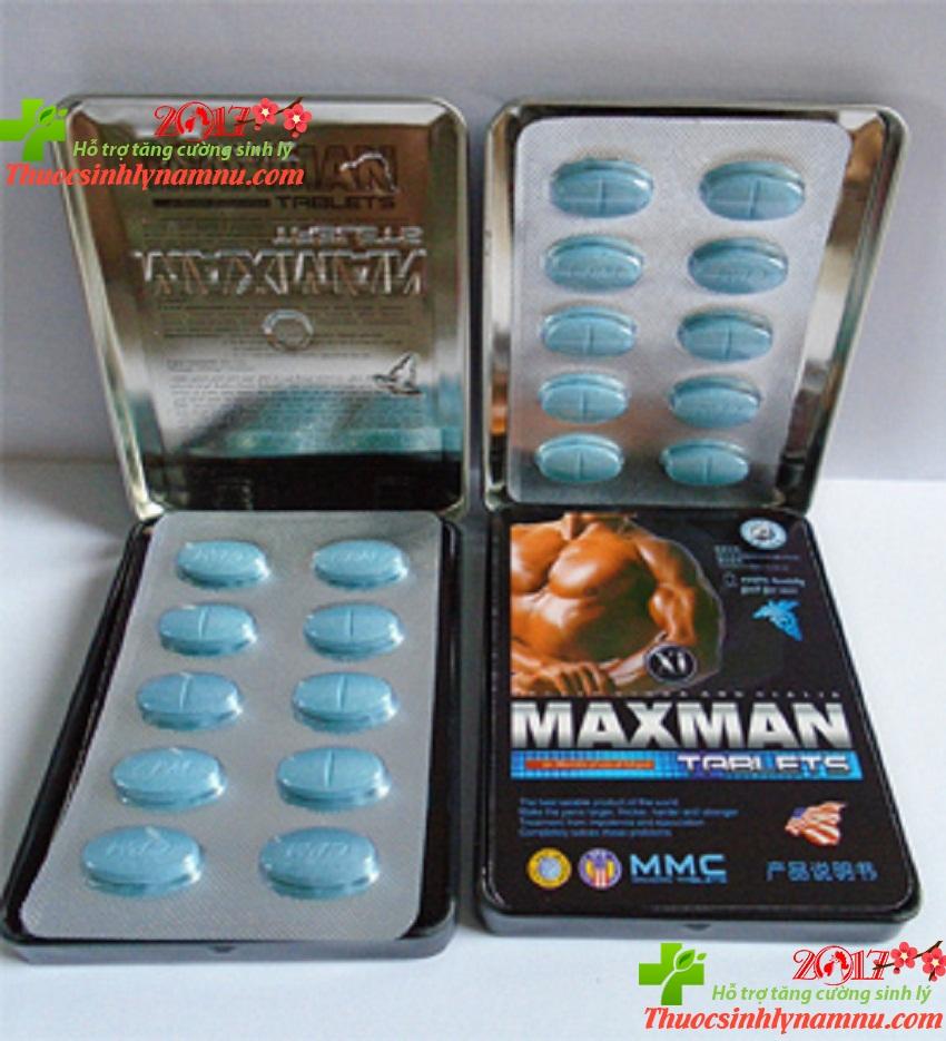 Thuoc cuong duong maxman